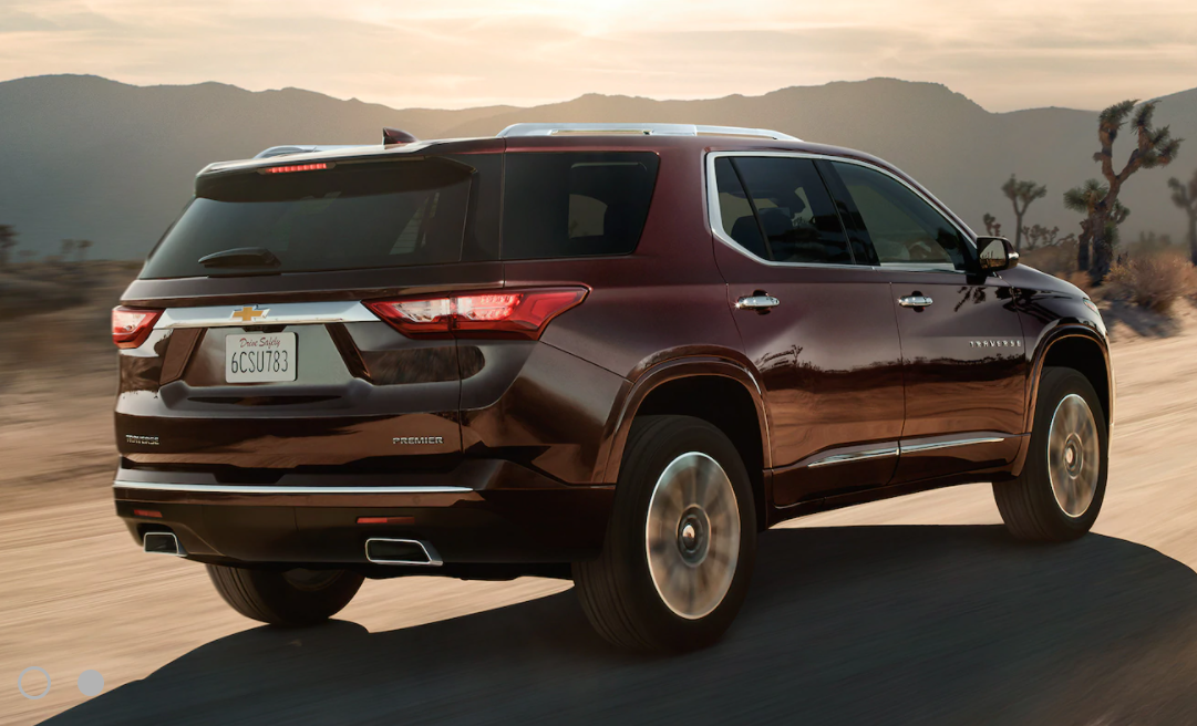 2020 Chevy Traverse Engine Options
