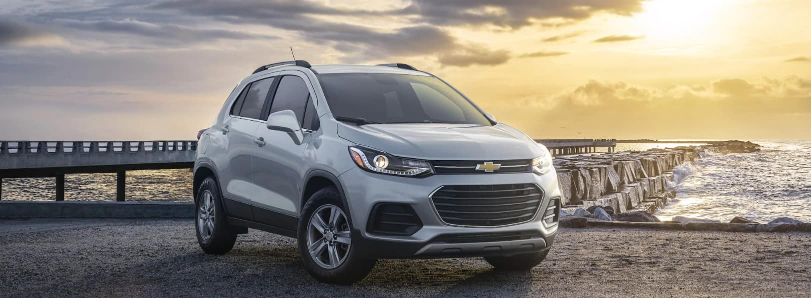 2021 Trax - Silver - Side View