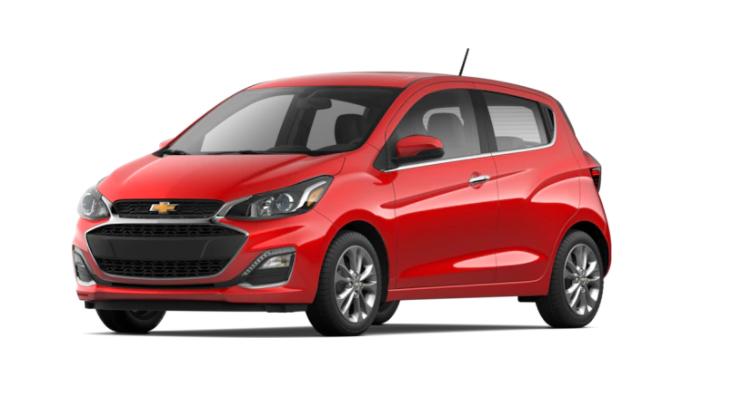 New 2021 Chevy Spark | City Chevrolet of Grayslake