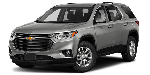 2021 Chevy Traverse RS