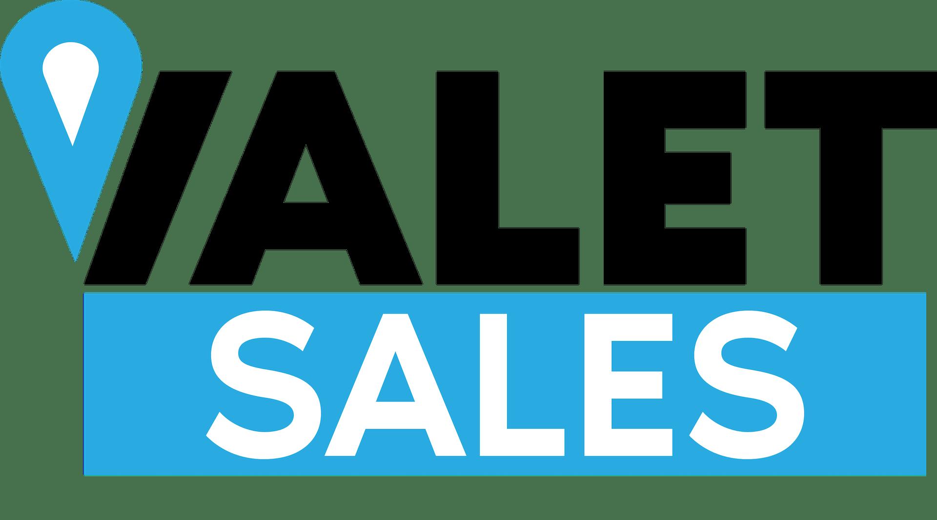 Valet Sales Banner