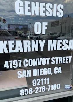 Genesis of Kearny Mesa