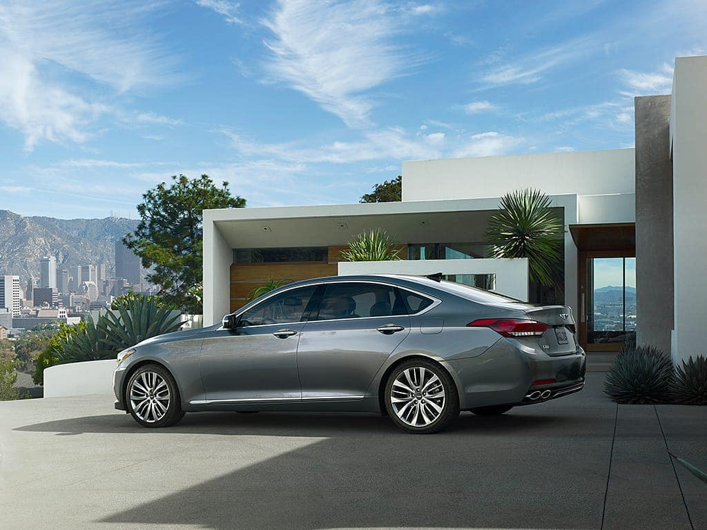 Certified Pre-Owned Genesis for sale near me