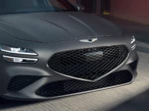 2022 Genesis G70 trim levels