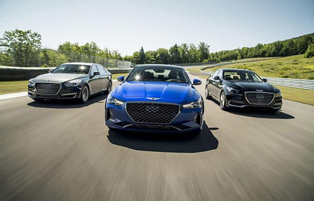 used Genesis cars