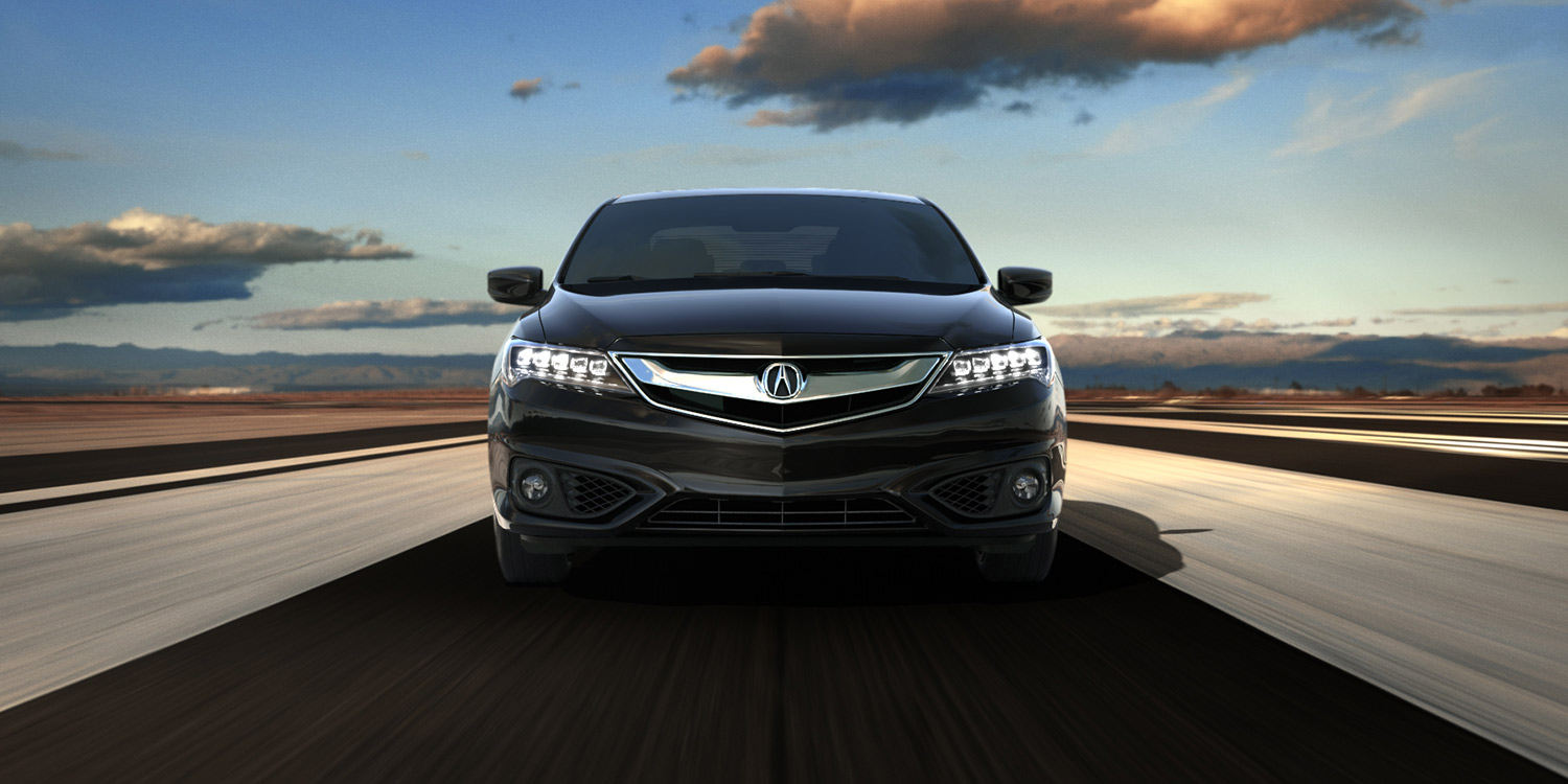 2017 Acura ILX Exterior Front Angle