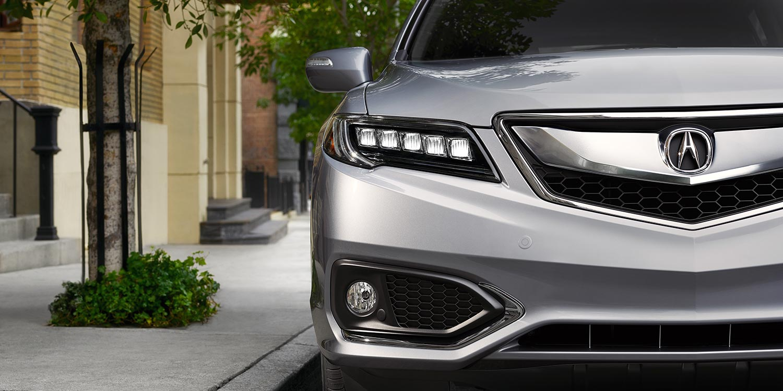 2017 Acura RDX Jewel Eye LED Headlights
