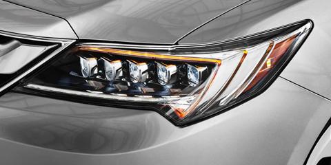 2017 Acura ILX Jewel Eye LED Headlights