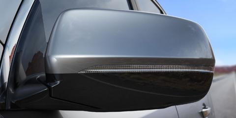 2017 Acura MDX Blind Spot Information System