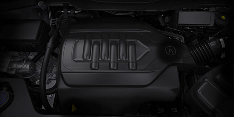 2017 Acura MDX Powertrain