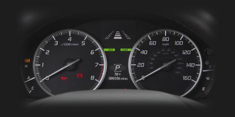 2017 Acura RDX Adaptive Cruise Control