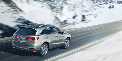 2017 Acura RDX All-Wheel Drive with Intelligent Control