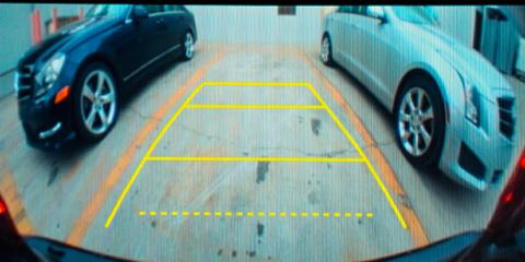 2017 Acura RDX Multi-View Rear Camera
