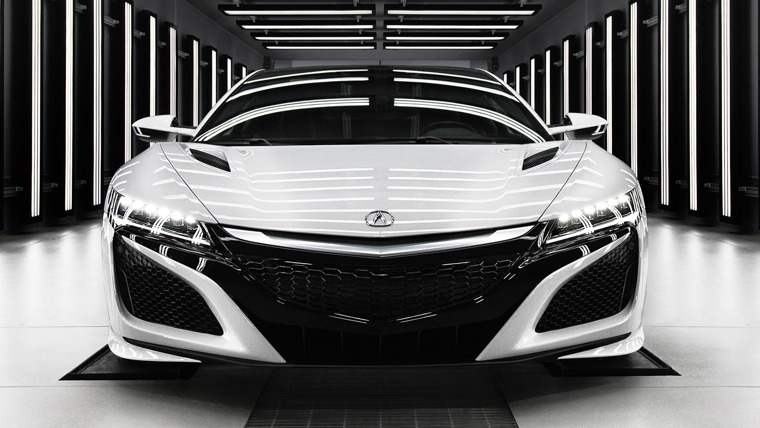 2017 Acura Nsx Georgia Acura Dealers Luxury Sports Cars In Ga