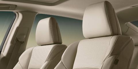 2017 Acura RLX Leather Seats
