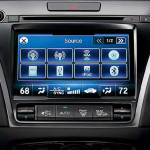 2017 Acura RLX On Demand Multi-Use Display