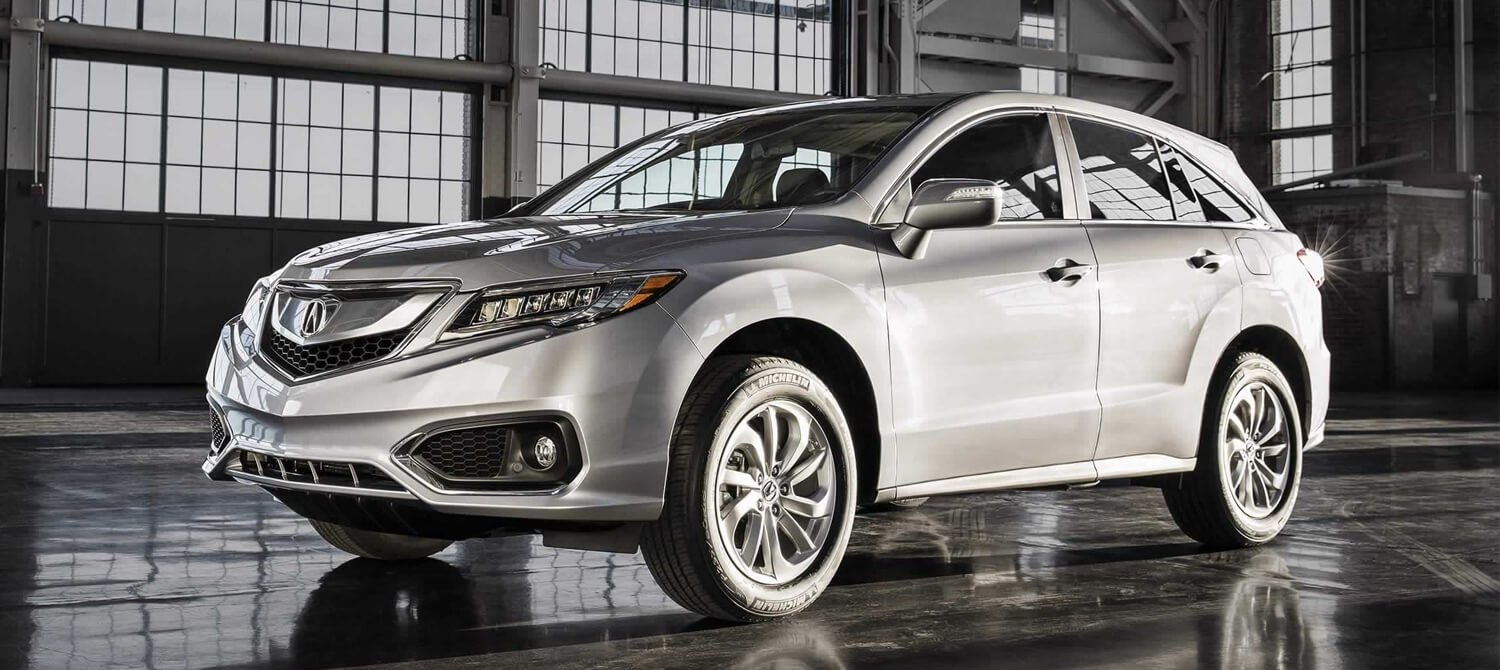 2018 Acura RDX Exterior Front Driver Side Warehouse