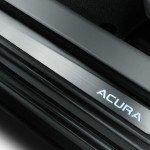 2018 Acura RDX Illuminated Door Sill