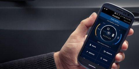 2018 Acura RDX AcuraLink Satellite Communication