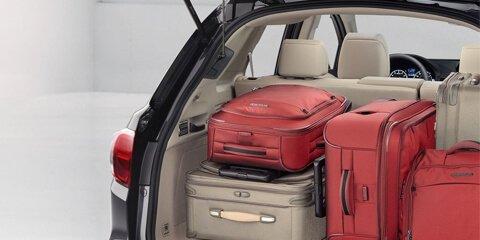 2018 Acura RDX Cargo Space