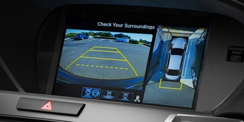 2018 Acura TLX Surround View Camera