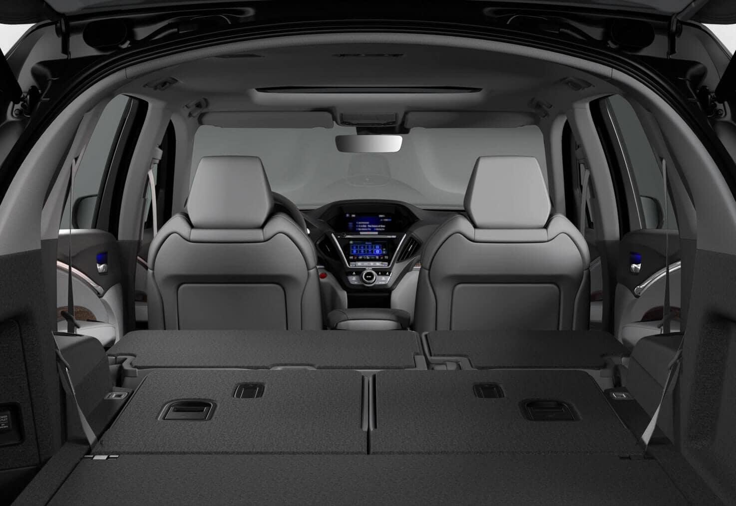 2018 Acura MDX Interior Cargo Area