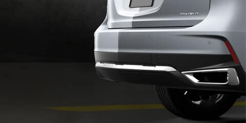 2018 Acura MDX Front and Rear Parking Sensors