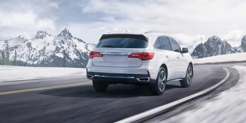 2018 Acura MDX Super Handling All-Wheel Drive