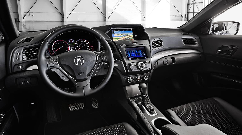 2018 Acura ILX Interior Cabin