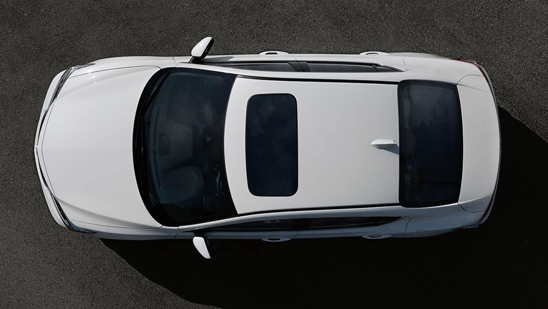 2018 Acura ILX Exterior Overhead Angle