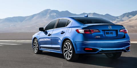 2018 Acura ILX A-SPEC Package