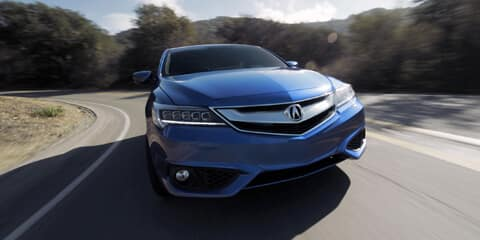 2018 Acura ILX Electric Power-Assisted Steering