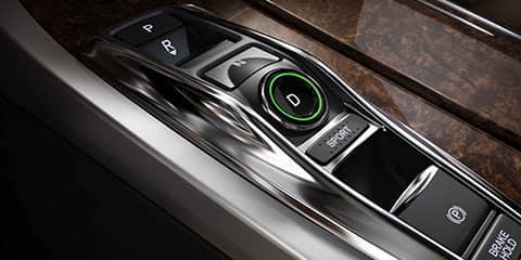 2018 Acura RLX Electronic Gear Selector