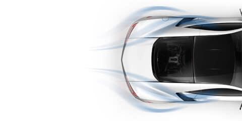 2018 Acura NSX Aerodynamics