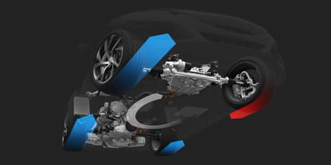 2018 Acura NSX Super Handling All-Wheel Drive