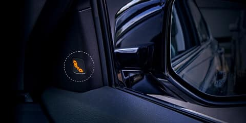 2019 Acura TLX Blind Spot Information System