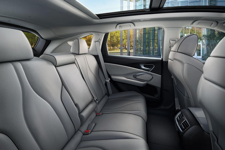 2019 Acura RDX Interior Rear Seating