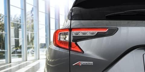 2019 Acura RDX A-Spec Exterior Design