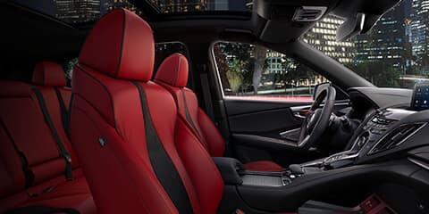 2019 Acura RDX A-Spec Interior Design