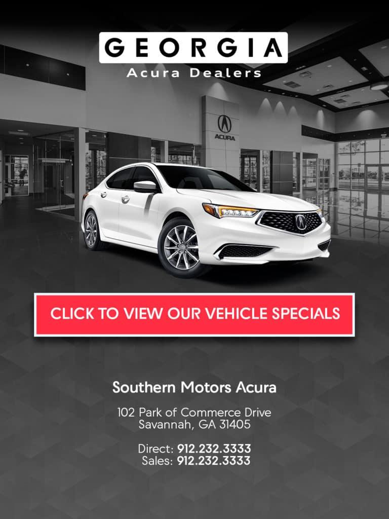 Southern Motors Acura >> Savannah Georgia Acura Dealers