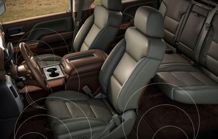 2014 Chevrolet Silverado 1500 Interior