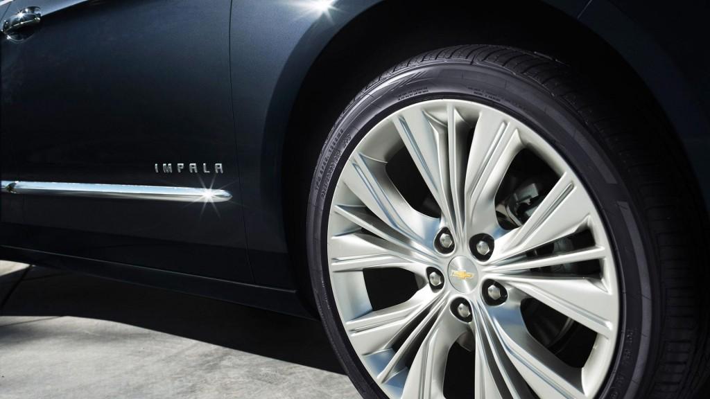 New Chevrolet Impala Tire