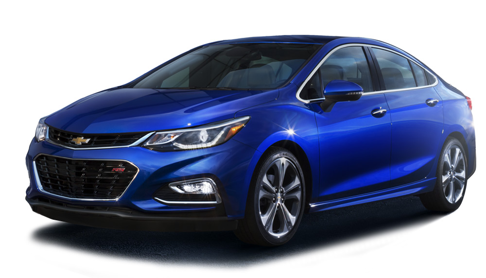 Explore the Versatile 2017 Chevrolet Cruze