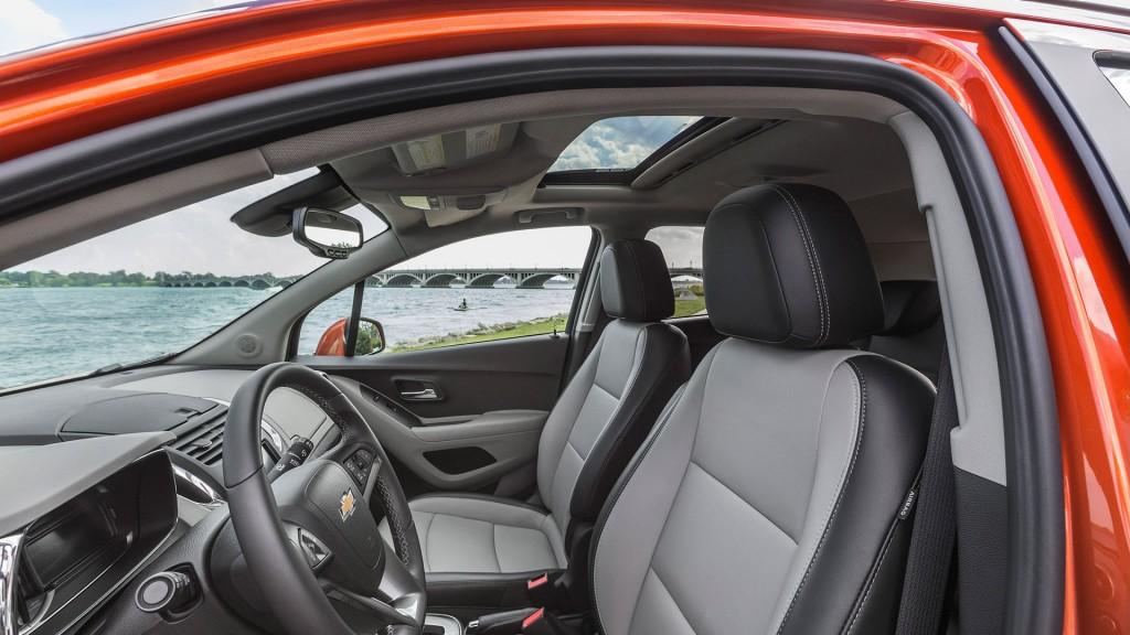 Chevy Trax Seats