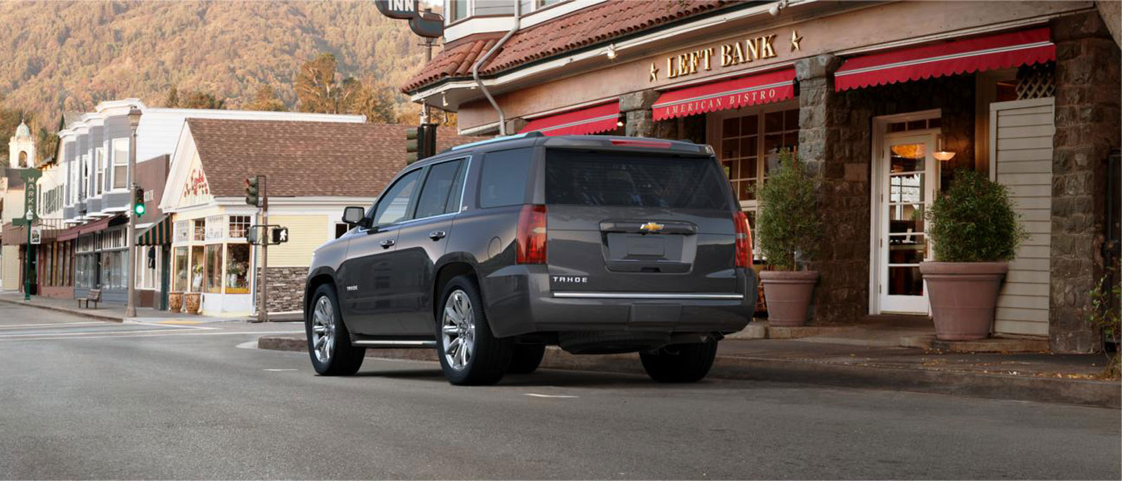 2016 chevrolet tahoe florence gill chevrolet. Cars Review. Best American Auto & Cars Review