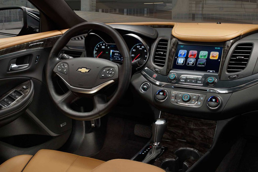 2016 Chevrolet Impala Features Are Impressive