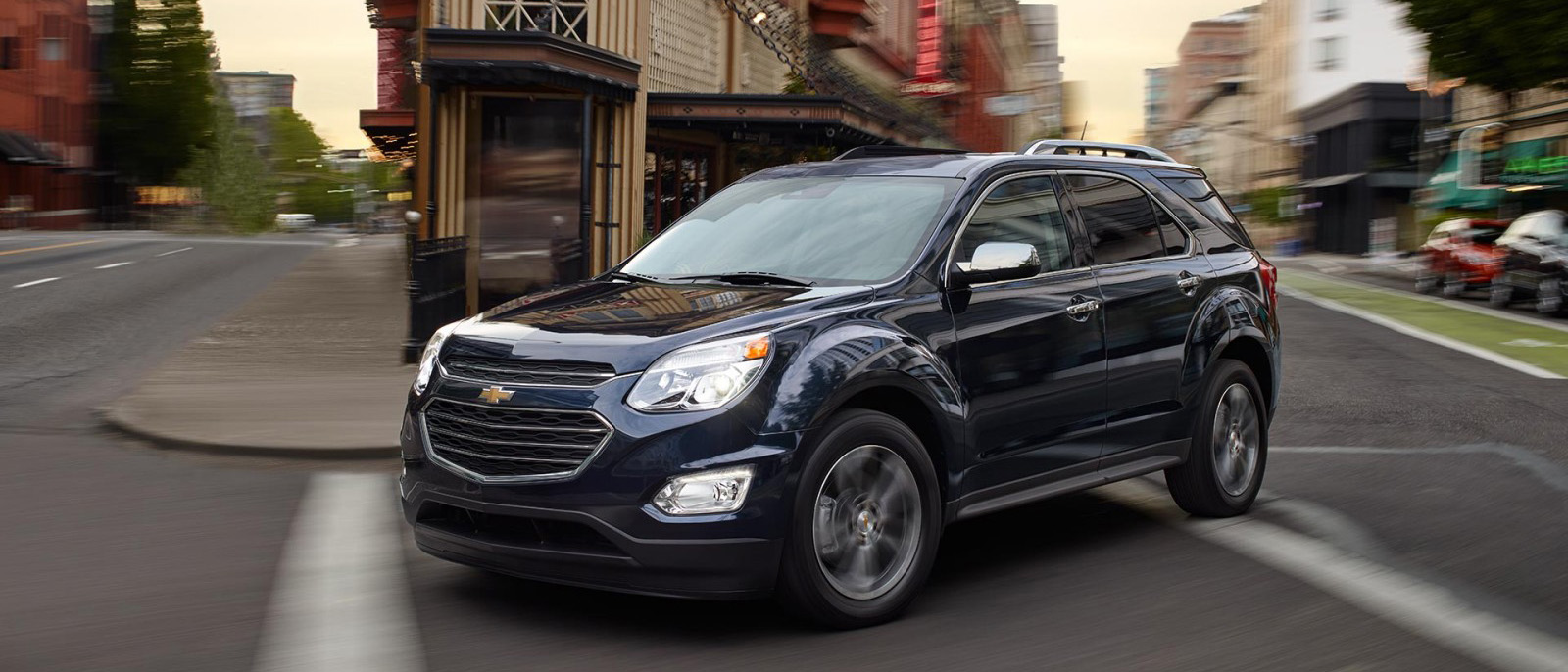2017 chevrolet equinox crossover suv | model overview | gill chevrolet