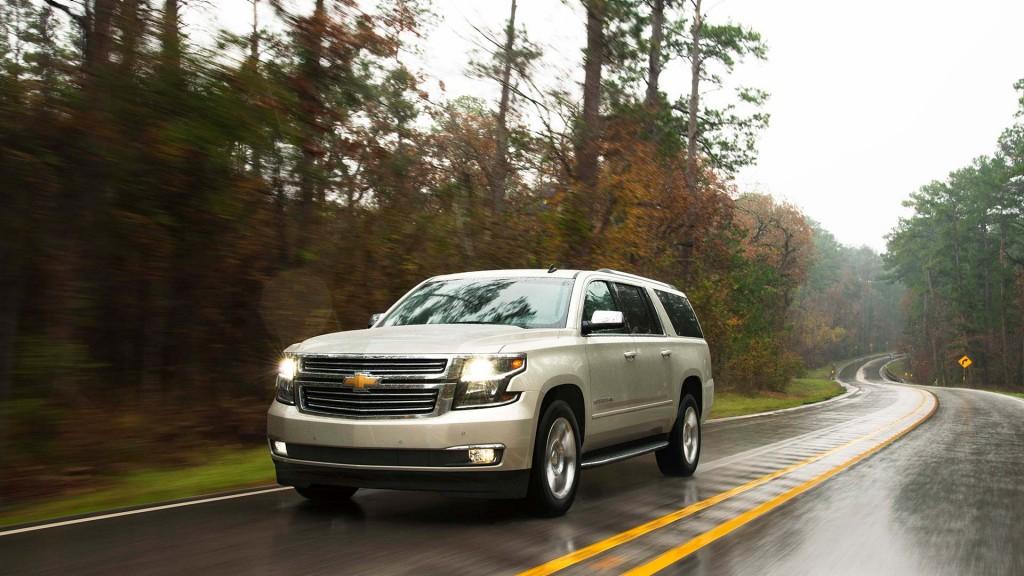 The 2016 Chevrolet Suburban Trims Tom Gill Chevy
