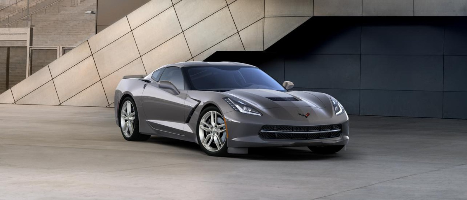 2016 Chevy Corvette Stingray Z51 3LT Coupe