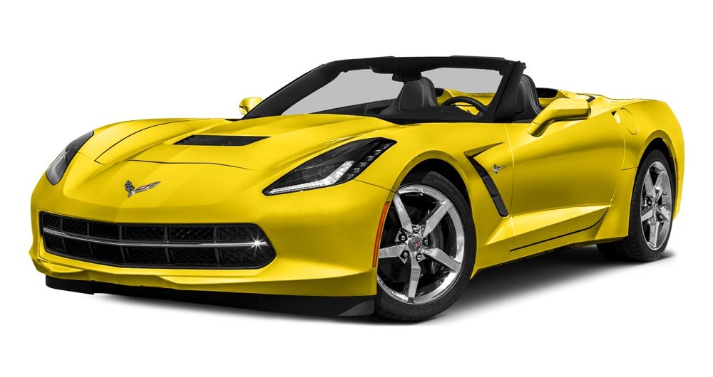 2016 Corvette Stingray Convertible Z51 1LT